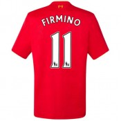 Maillot Liverpool FIRMINO 2016/2017 Domicile Magasin Lyon