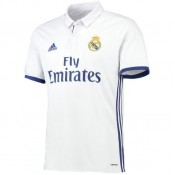 Maillot Real Madrid 2016/2017 Domicile Remise Paris en ligne