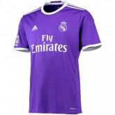 Site Maillot Real Madrid 2016/2017 Extérieur
