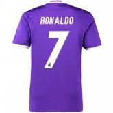 Maillot Real Madrid RONALDO 2016/2017 Extérieur Vente En Ligne