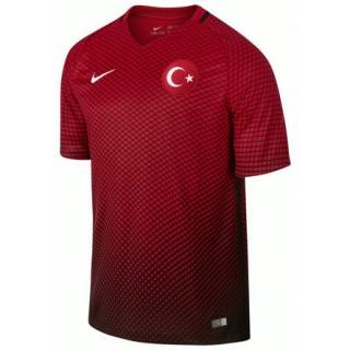 Maillot Turquie 2016/2017 EURO 2016 Domicile Lyon
