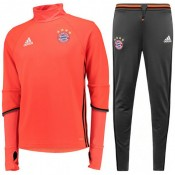 Survetement Bayern 2016/2017 Rouge Training Destockage Paris