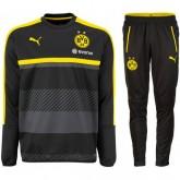 Survetement Dortmund Enfant 2016/2017 Sweat Noir Promos Code