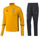 France Survetement Juventus 2016/2017 Training Jaune