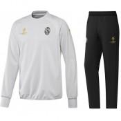 Achat de Survetement Juventus Ligue Des Champions 2016/2017 Blanc Destockage