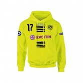 Sweat a Capuche Dortmund AUBAMEYANG 2016/2017 Promotions