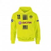 La Collection 2017 Sweat a Capuche Dortmund Enfant REUS 2016/2017