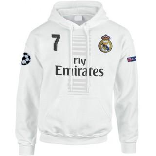 Sweat a Capuche Real Madrid RONALDO 2016/2017 Promo prix