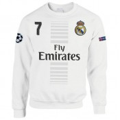 Nouveau Sweat Real Madrid RONALDO 2016/2017