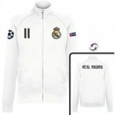Veste Real Madrid Bale 2016/2017 Blanc Boutique En Ligne