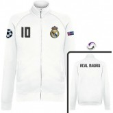 Vente Nouveau Veste Real Madrid James 2016/2017 Blanc